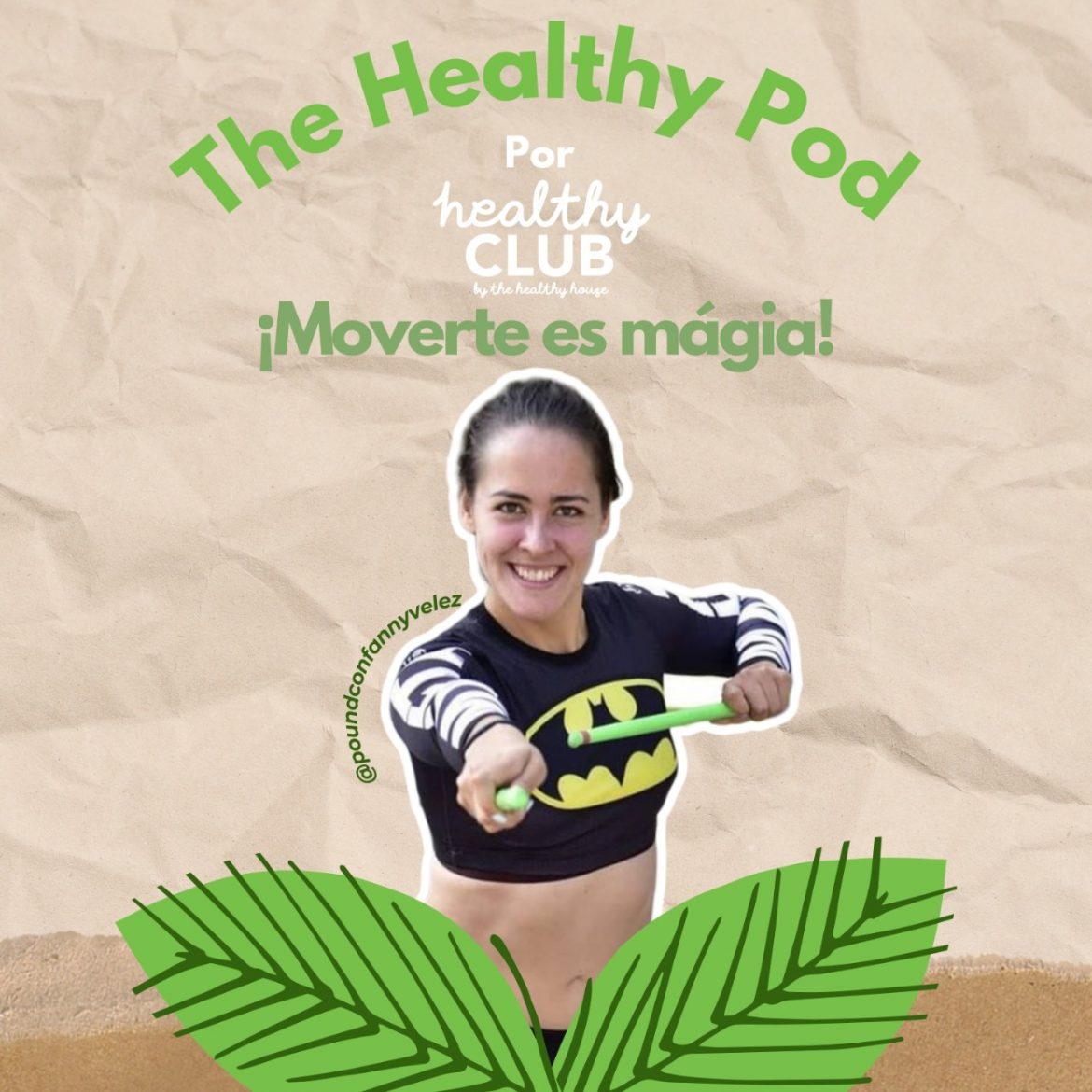 defragmx podcast the healthy pod moverse es magia