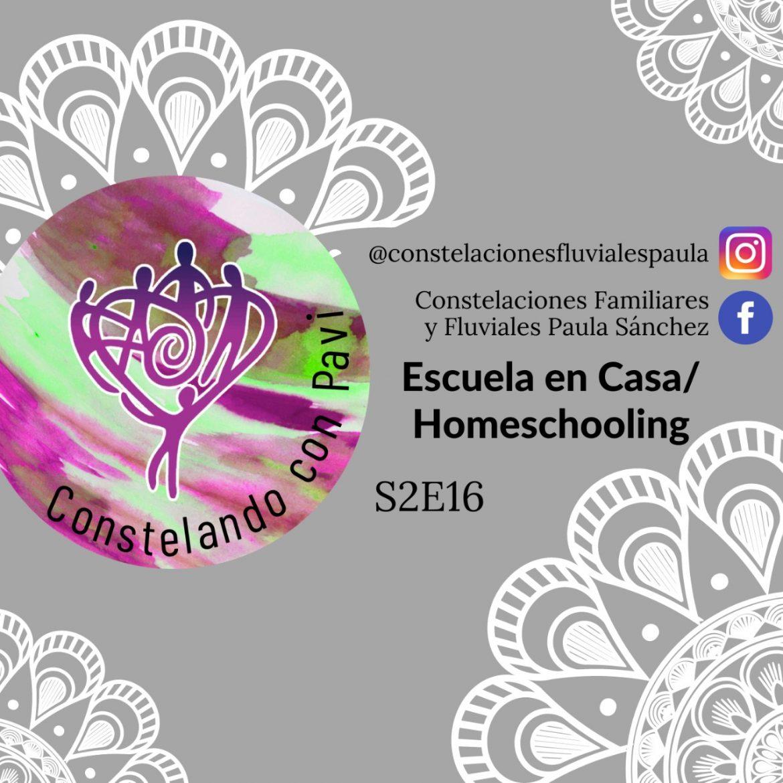 Defrag.mx Podcast Constelaciones Familiares Fluviales Escuela Casa Homeschooling