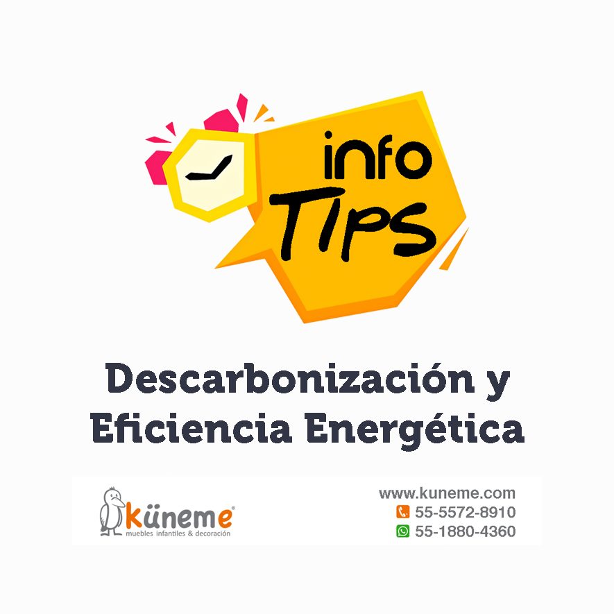 Defrag.mx Podcast InfoTips Descarbonizacion Eficiencia Energetica