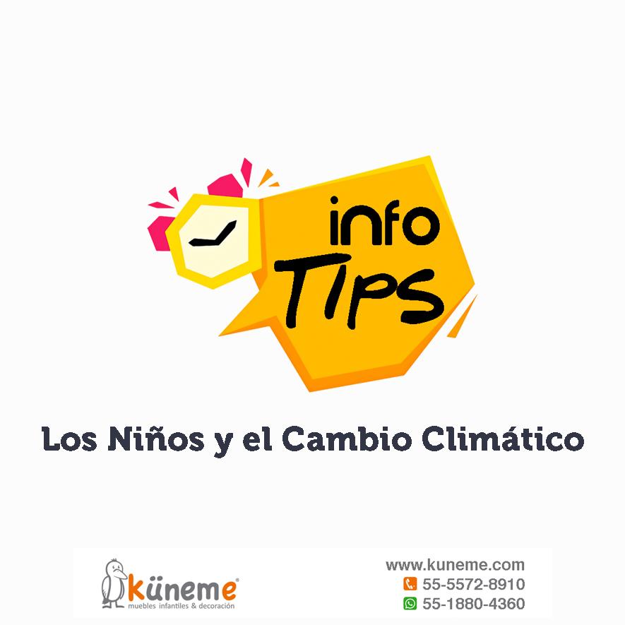 Defrag.mx Podcast Kuneme InfoTips Ninos y Cambio Climatico