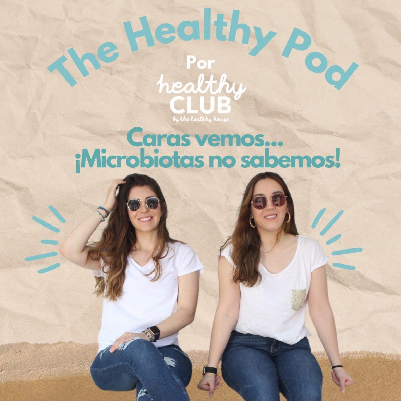 Defrag.mx Podcast The Healthy Club Microbiotas Cover