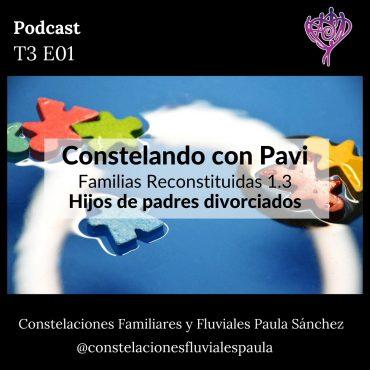 Defrag.mx Podcast Constelando con Pavi Hijos de Pades Divorciados